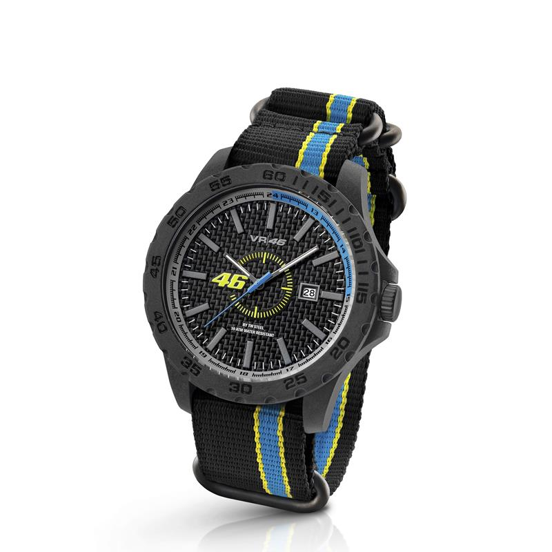 Armbandsur i VR46-version från TW Steel®