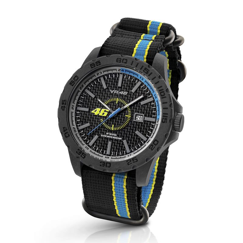 VR46 Wrist Watch Edition by TW Steel®