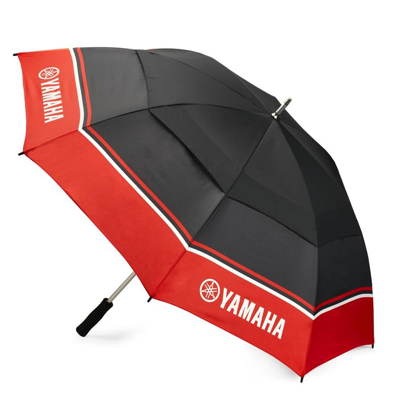 Yamaha Umbrella - Black/Red