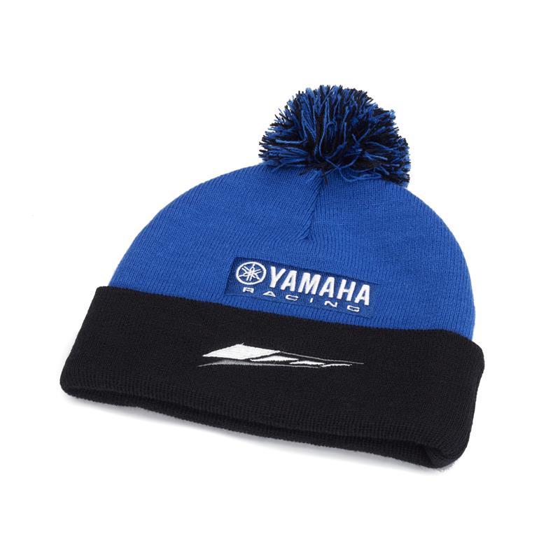 Zimska kapa sa cofom iz kolekcije Paddock Blue