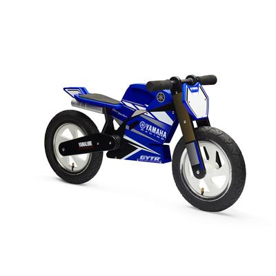 Paddock Blue Kids Balance Bike