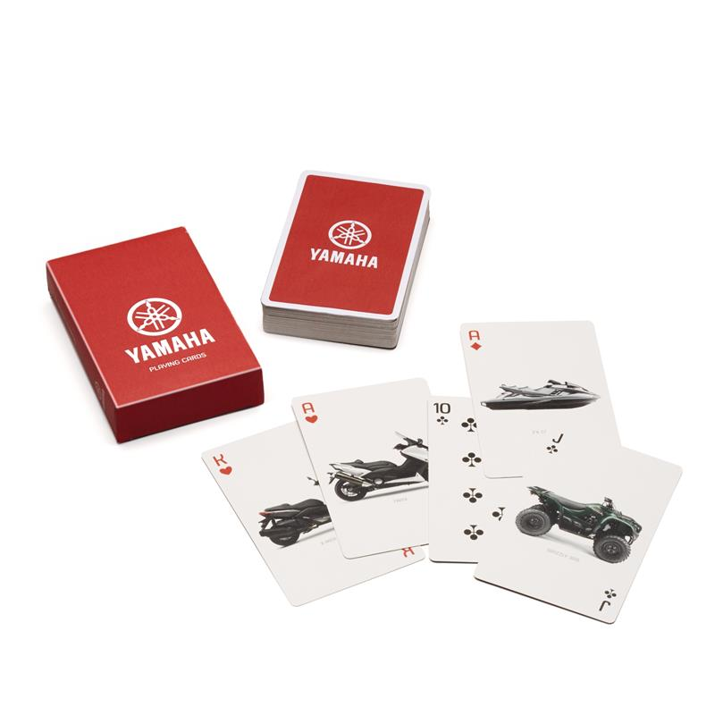 Yamaha Deck of Cards