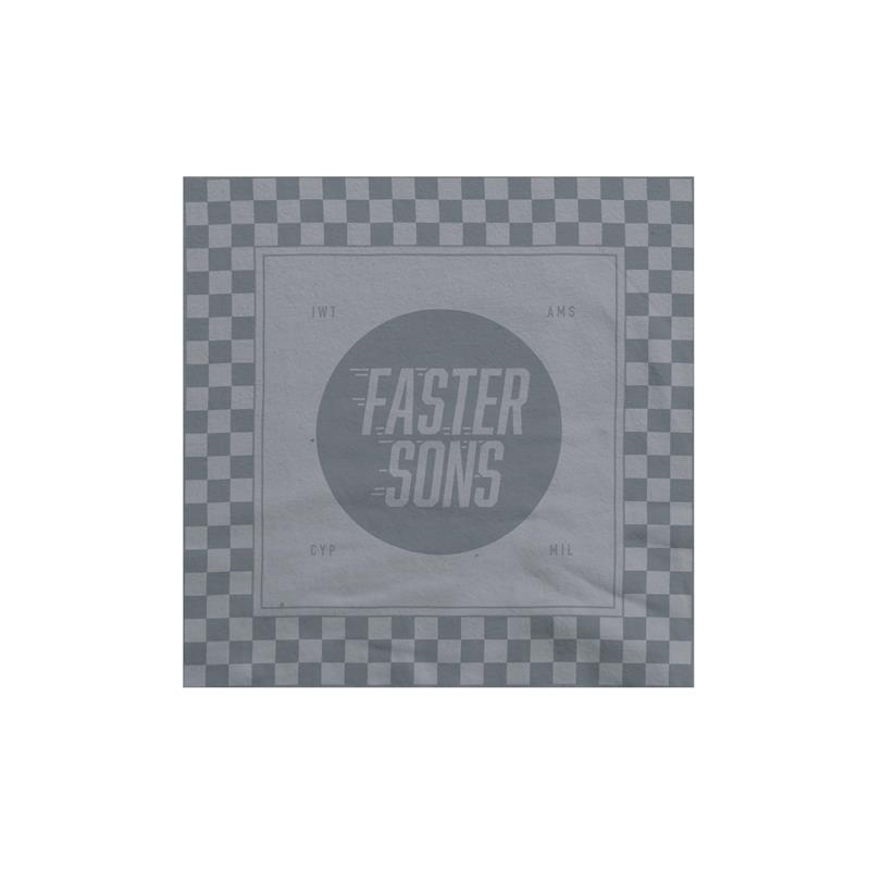 Faster Sons Bandana (Tuch)