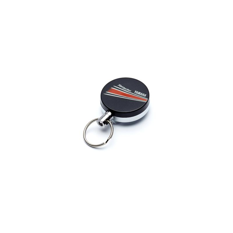Retractable key ring REVS