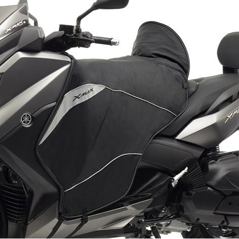 capa de proteção para pernas da Honda!! 1SD-F47L0-00-00-apron-x-max-detail-001