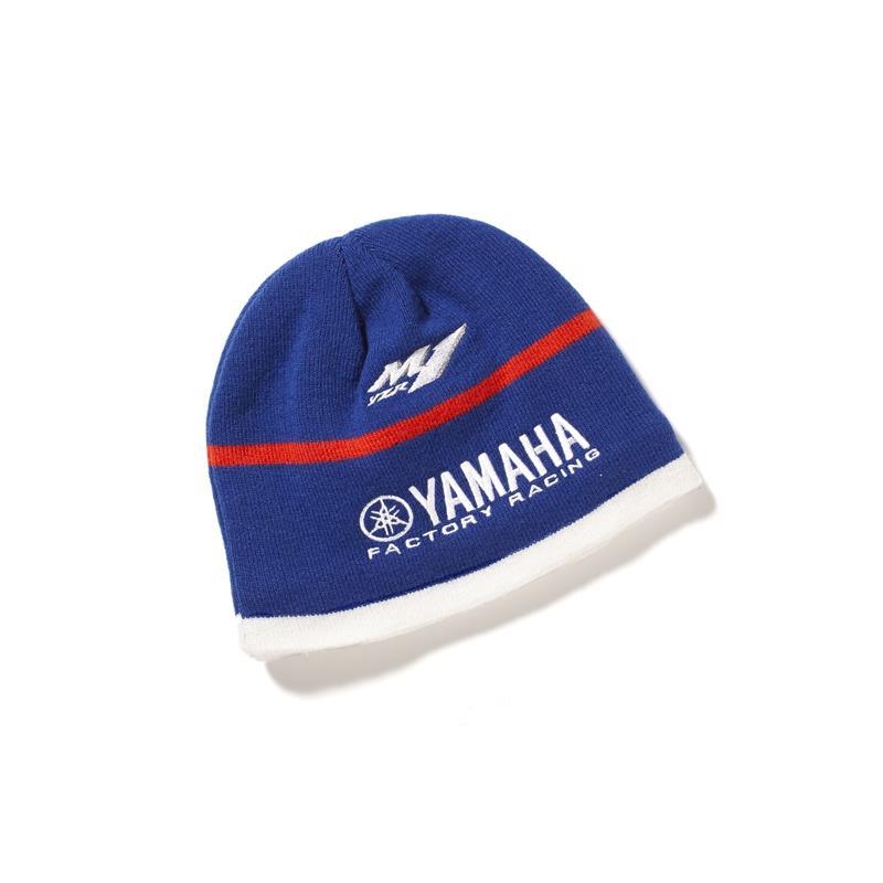 Blue Yamaha Beanie