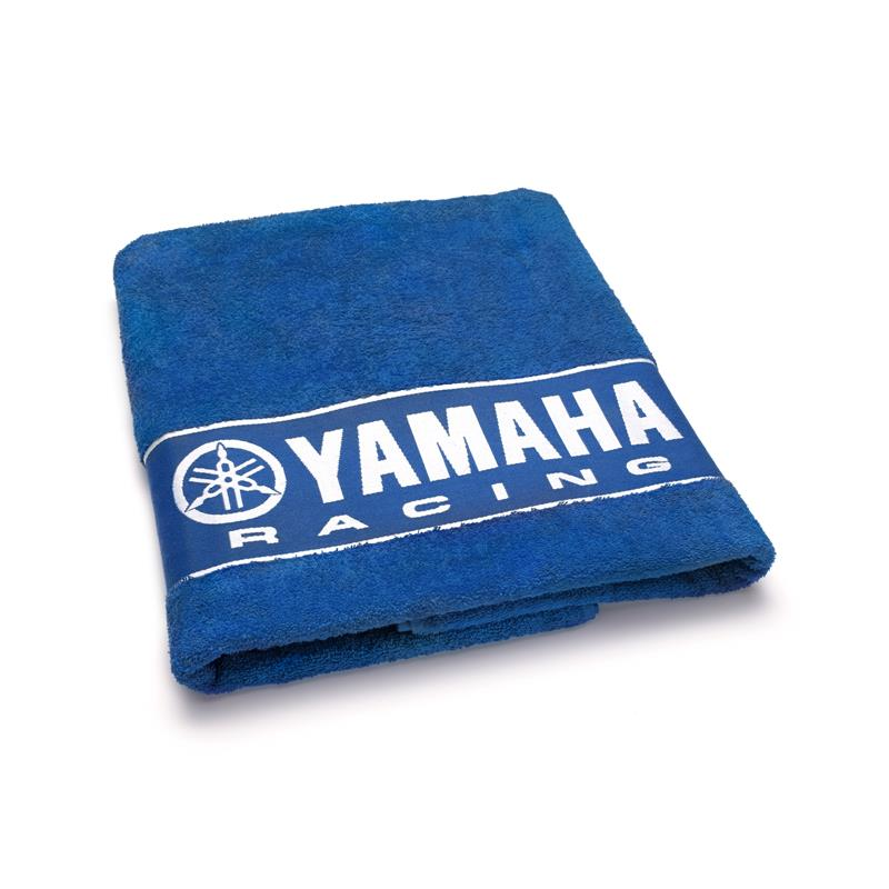 Yamaha Racing Beach Towel