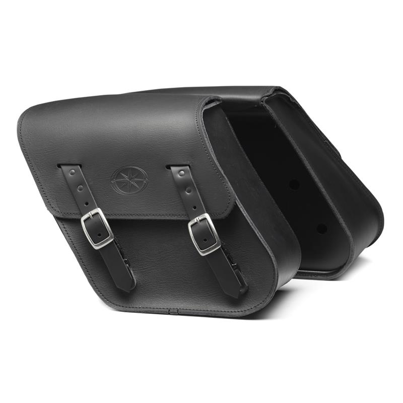 Leather Saddlebags XV950