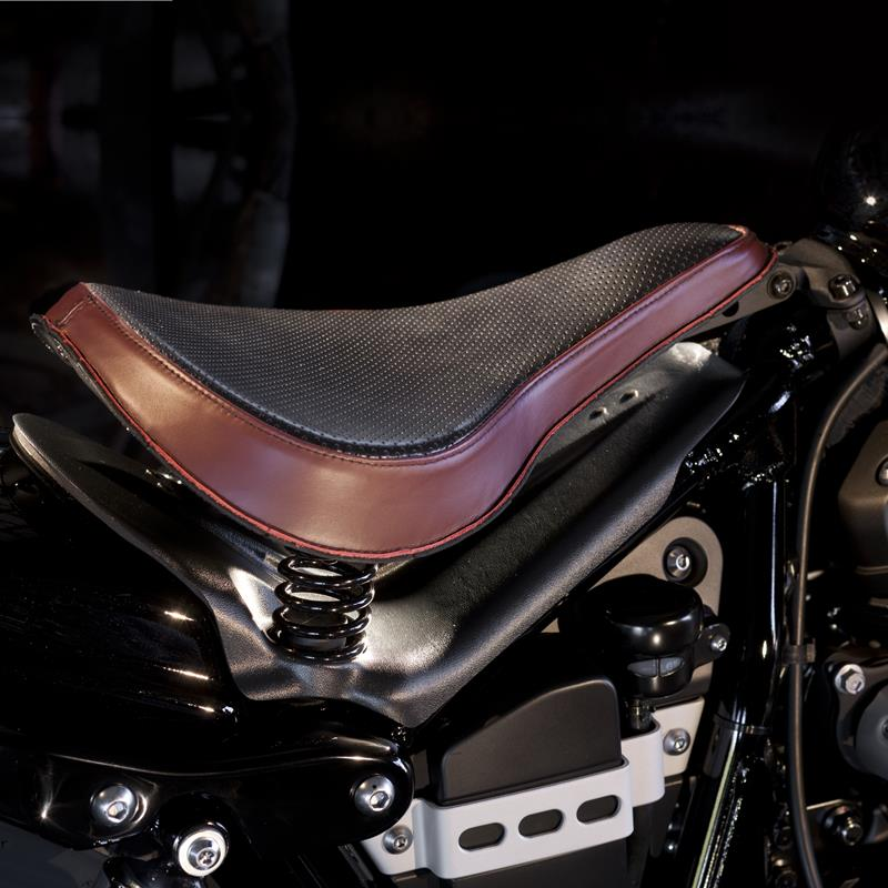 Honda Genuine Parts >> Bobber Solo Seat - XV950 - Comfort - 1TP-F47C0-V0-00 ...