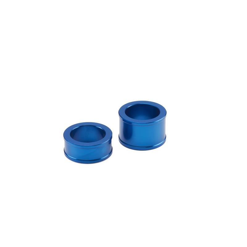 Front Wheel Spacer Blue 22mm