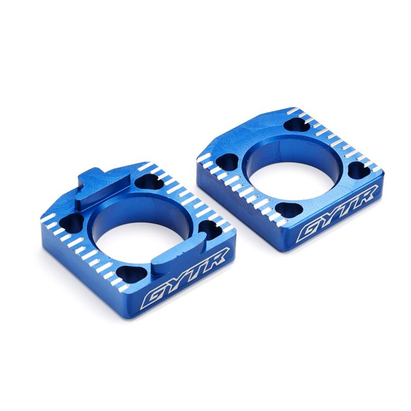 GYTR® Billet Offset Axle Blocks