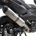 Full System with Titanium Muffler TMAX