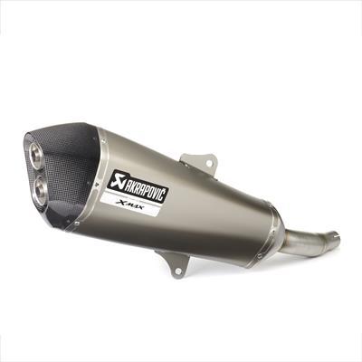 Slip-on Muffler Titanium X-MAX 400