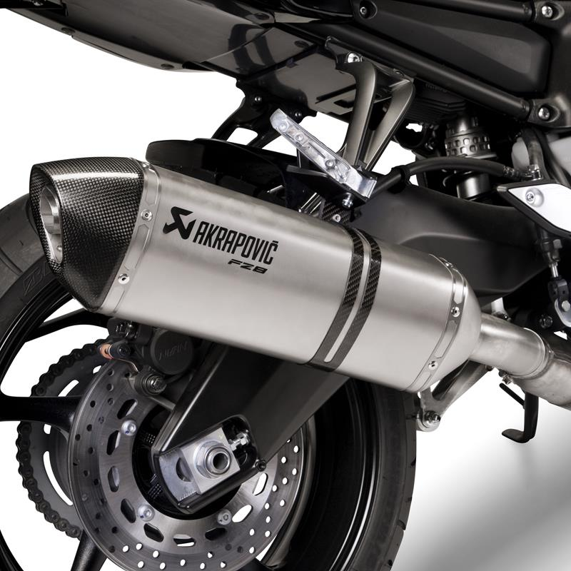 Slip-on Muffler Titanium FZ8-Series