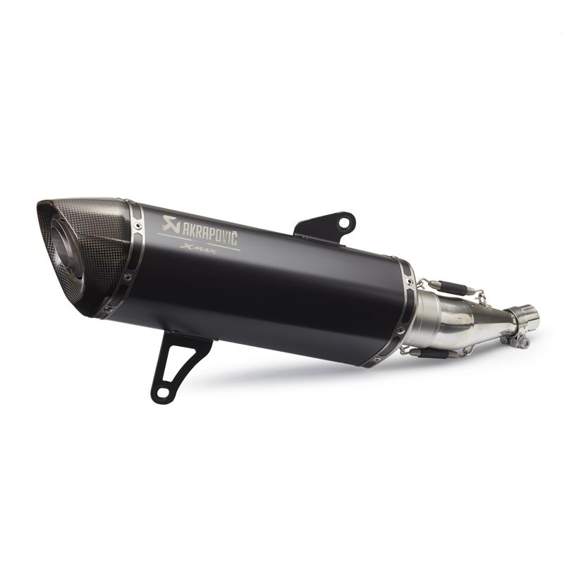 Akrapovič Black Slip-on muffler