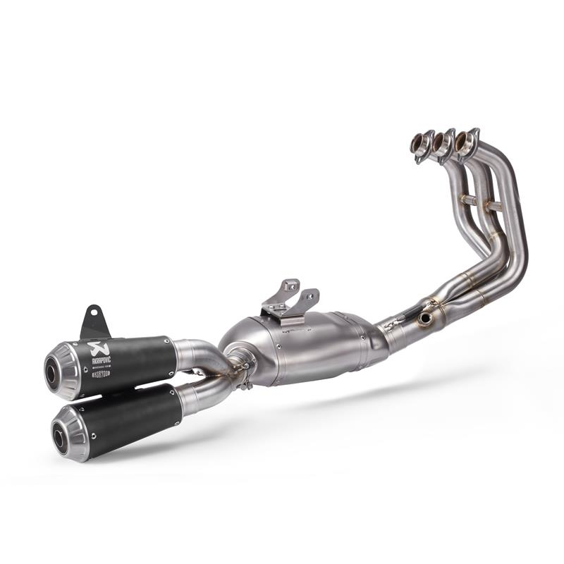 Low-Mount Exhaust System