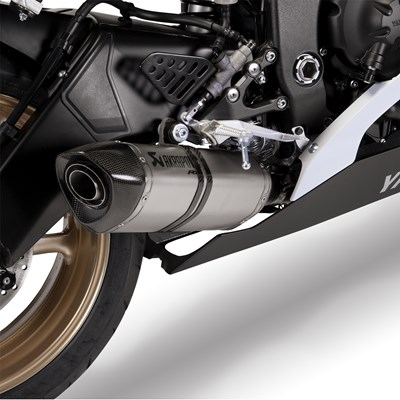 Full System Racing with Titanium Muffler YZF-R6