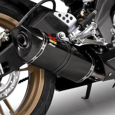 YZF-R125 'Racing' Full System with Carbon Muffler