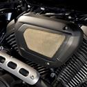 Brass Air Cleaner Cover XV950