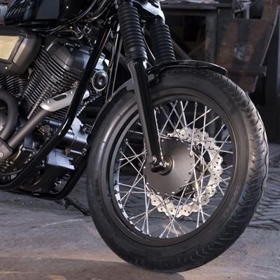 Custom Spoke Wheels XV950