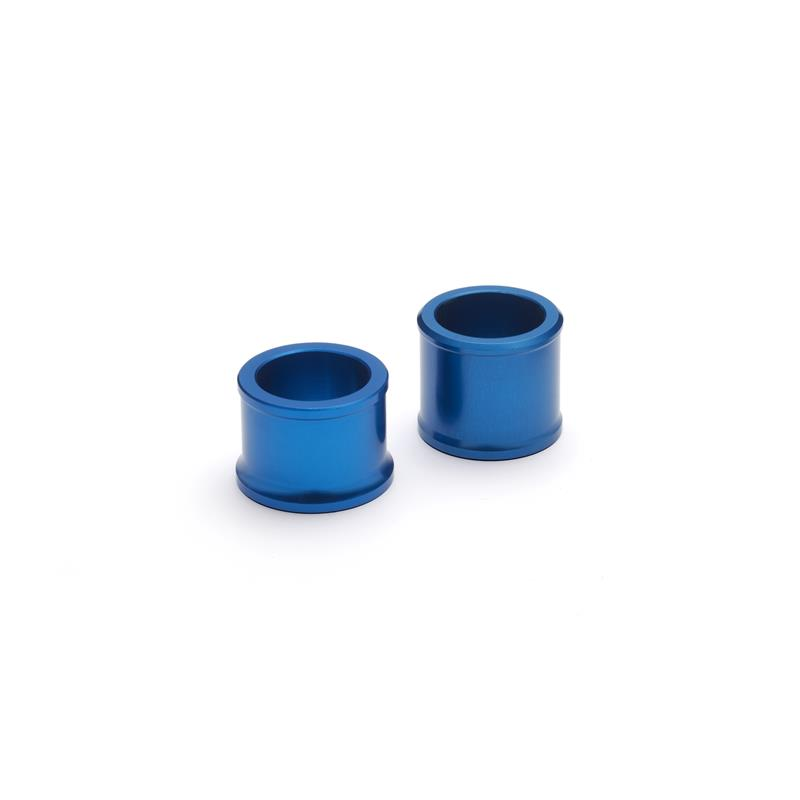 Front Wheel Spacer Blue 20mm