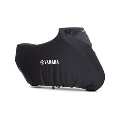 Yamaha motorcykeldækken til indendørs brug