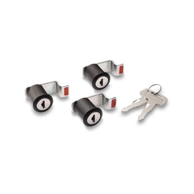City/Touring Side Cases and Touring Top Case Lock Set