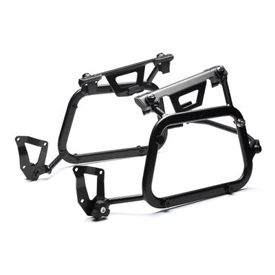 Supports de valises latérales semi-rigides en ABS