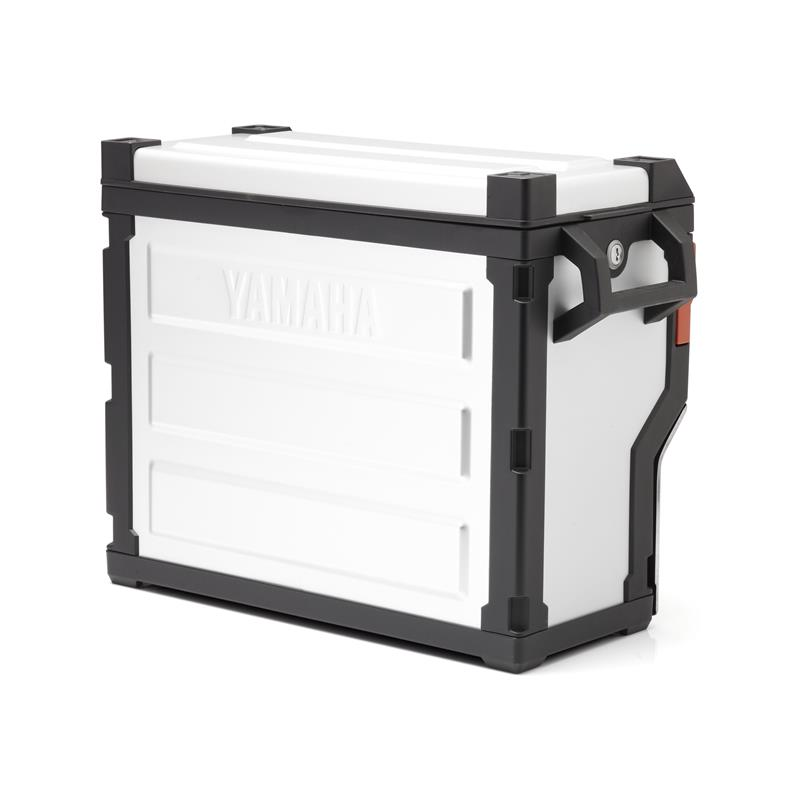Aluminum side case 32L - Left