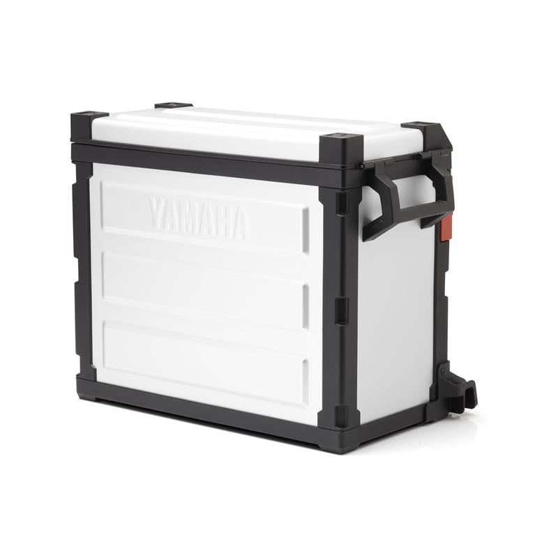 Aluminum side case 32L - right
