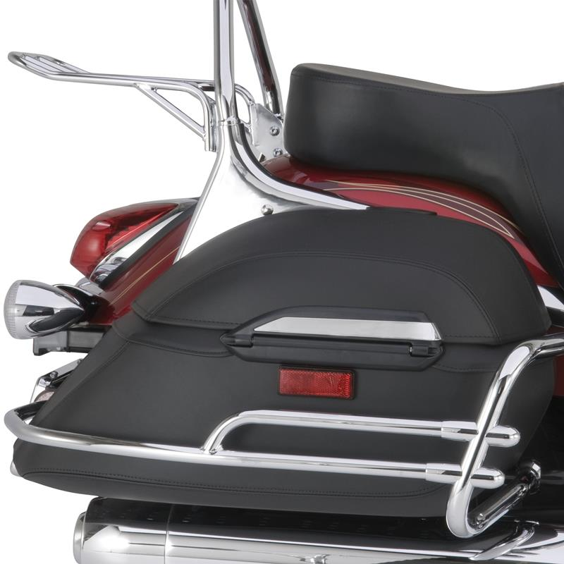 Saddlebags Hard Leather