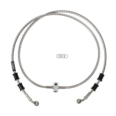 GYTR® Stainless Steel Front Brake Lines