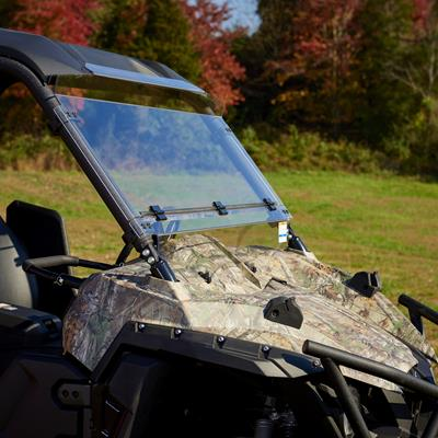 Folding Windshield