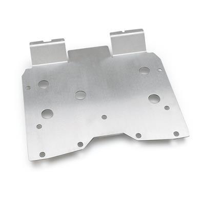 Bundplade til motor/ramme
