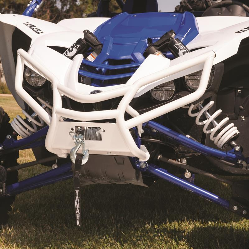 Trail Front Grab Bar with Winch Mount