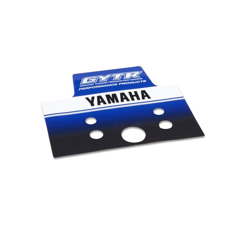 Ekstra mærkat til MX-bundplade