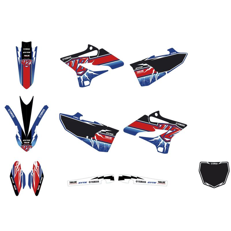 Sticker Kit YZ125