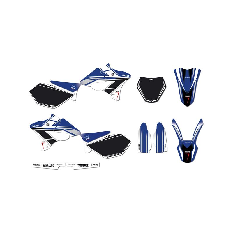Kit autocolant YZ250