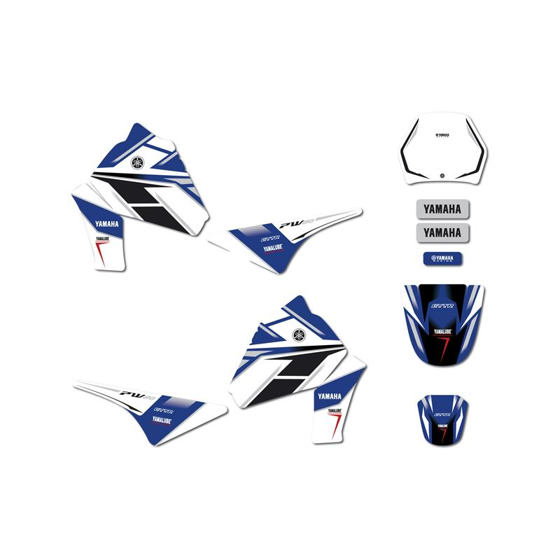 Sticker Kit PW80