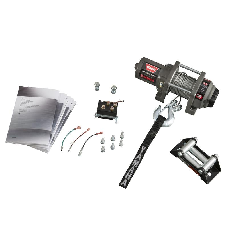 WARN® Vantage 2000 ST Winch