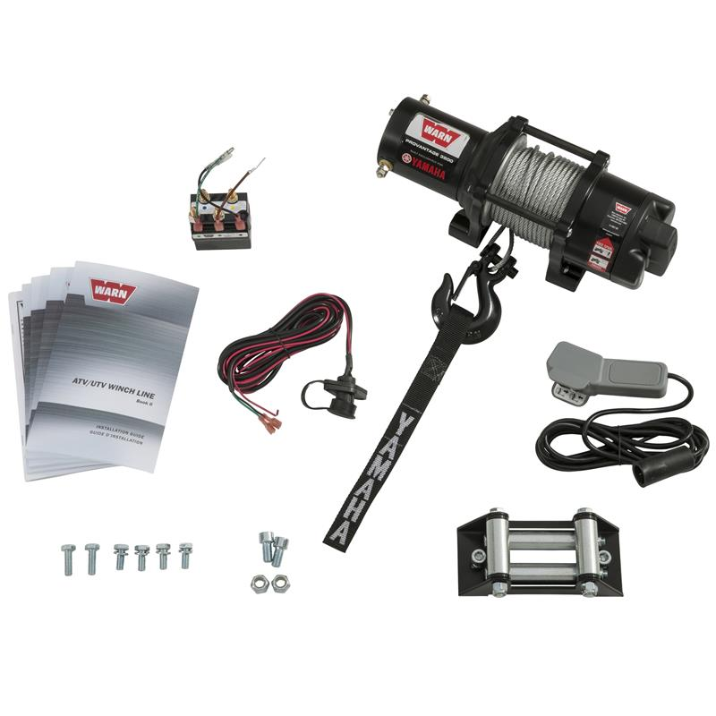 WARN® Provantage 3500LB Winch