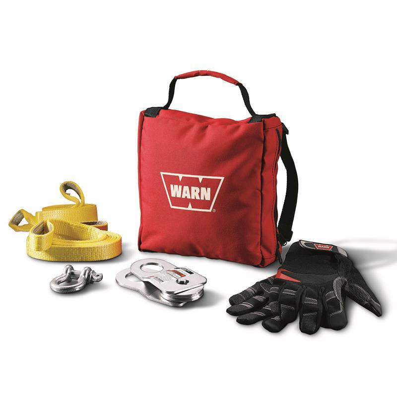 WARN® Winching Accessory Kit