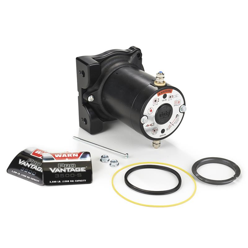 Replacement Motor - WARN® Winch