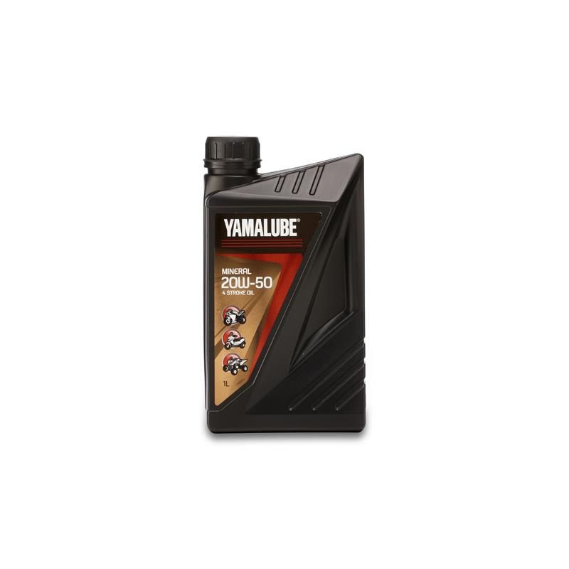 Huile moteur Yamalube® 4-M 20W-50