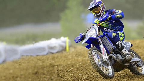 YZ125 Cup