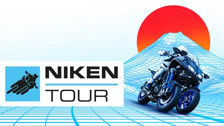 Chegou o NIKEN Demo Tour