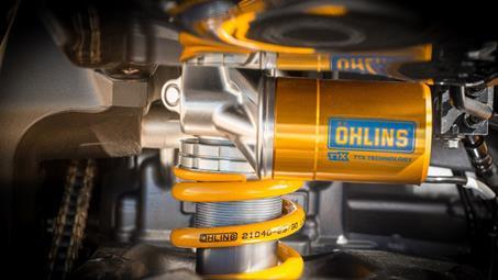 Kits de suspensions Öhlins pour Yamaha