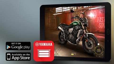 Yamaha Mój Garaż