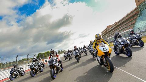 Yamaha Racing Experience