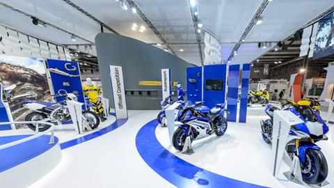 Missed EICMA show in Milan?